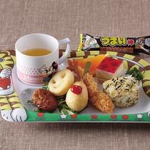 *レストランメニュー【昼】/お子様ランチ500円