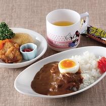 *レストランメニュー【夜】/お子様カレー500円