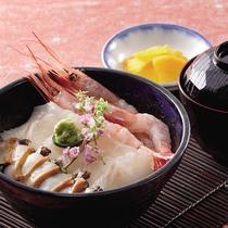 *レストランメニュー【昼】/海鮮丼1,000円
