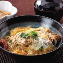 *レストランメニュー【昼】/カツ丼800円