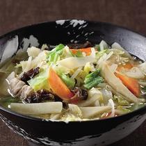 *レストランメニュー【昼】/野菜ラーメン700円