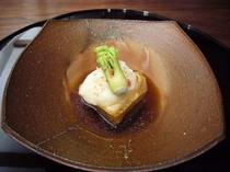 美瑛豚の角煮 葱マッシュソース
