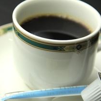 朝食 コーヒー