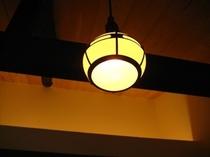 【松の間】照明