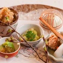 ◆御食事◆夕食の一品(一例)