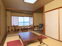 海の見える和室8畳
