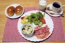 洋食(朝食)