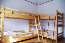 二段ベッド 2つのお部屋