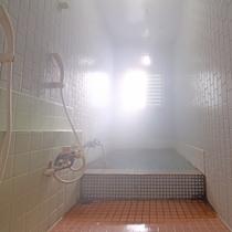 ■温泉一例/天然温泉のアルカリ単純泉にゲルマニウム原石を入れ『湯冷め知らず』と好評です!