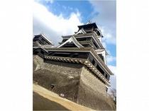 熊本城【当ホテルよりお車で約2時間30分】