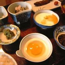 朝食一例(全体)