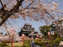 国宝になりました松江城