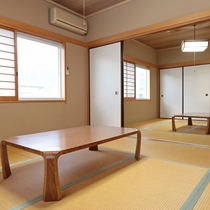 客室 一例(2階建コテージ J棟)