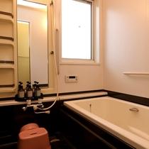 浴室 一例(2階建コテージ J棟)