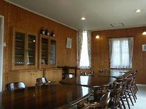 レストラン2階席