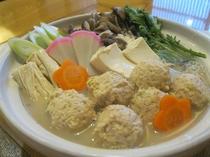 選べる鍋プラン~豆乳つみれ鍋