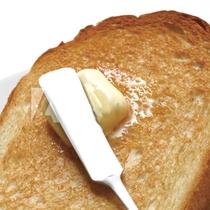 *川島旅館オリジナル商品『Butter Field』/まずはシンプルにトーストにのせていただきます♪