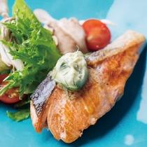 *川島旅館オリジナル商品『Butter Field』/ハーブフレーバーは魚や肉料理に相性抜群。