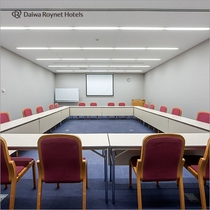 設備も整った会議室