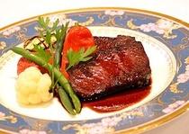 ジビエ鹿肉料理のイメージ1