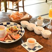 *【お食事一例/朝食】