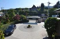 庭兼駐車場