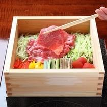 夕食 懐石料理イメージ/肉料理