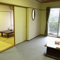 お部屋一例(和洋室)