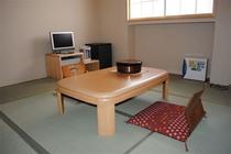 8畳和室(春~秋仕様)