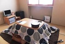 8畳間和室(冬仕様)