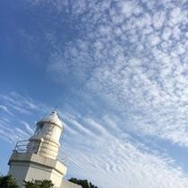 叶崎灯台②