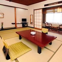 関東平野側和室 一例