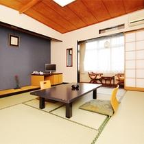 筑波山側和室 一例