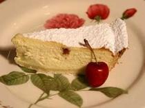 ドイツ風 チーズケーキ