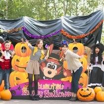 【秋イベント】遊園地でハロウィン