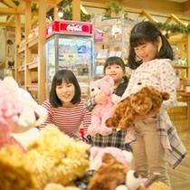 【館内施設】ショッピングモール
