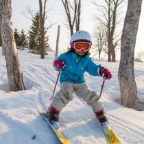 【スキー場】スキー大好き♪