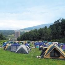 【夏休み】キャンプ村