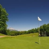 【ゴルフ】リバーコース10番ホール