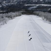 【スキー場】コースイメージ