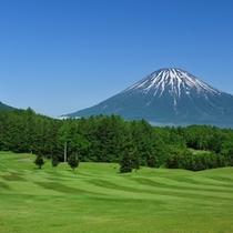 【ゴルフ】ウッドコース16番ホール