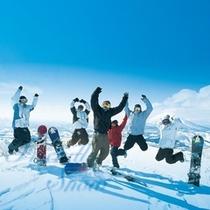 【スキー場】グループイメージ