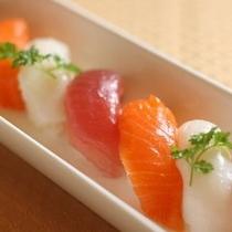 夕食バイキング「寿司」