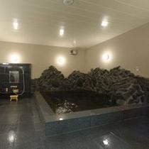 1階岩の湯殿湯