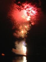 湖水祭り花火大会