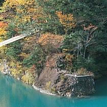 ■ 朝日岳、光岳などへの本格的な登山の玄関口としても知られています。