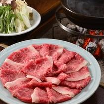 【赤城牛しゃぶしゃぶ】群馬産のおいしいお肉を堪能♪赤城牛しゃぶしゃぶで。