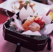 【創作和食会席_一例】