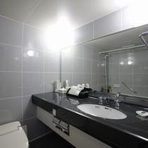 最上階室バスルーム
