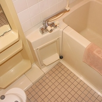 客室お風呂